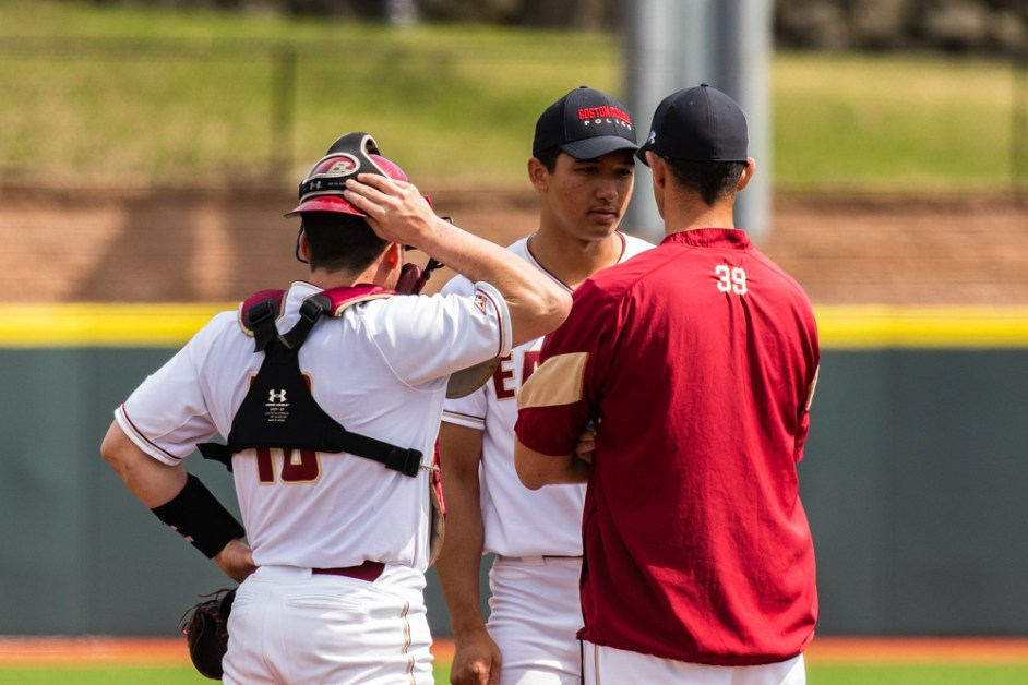 Pelio's Quality Start Streak Ends in Blowout to No. 17 Yellow Jackets