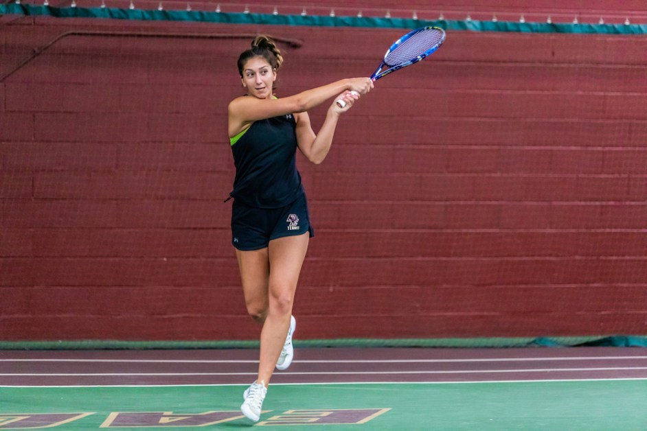 Women's Tennis Matches Highest Win Total in 15 Years Against Pittsburgh
