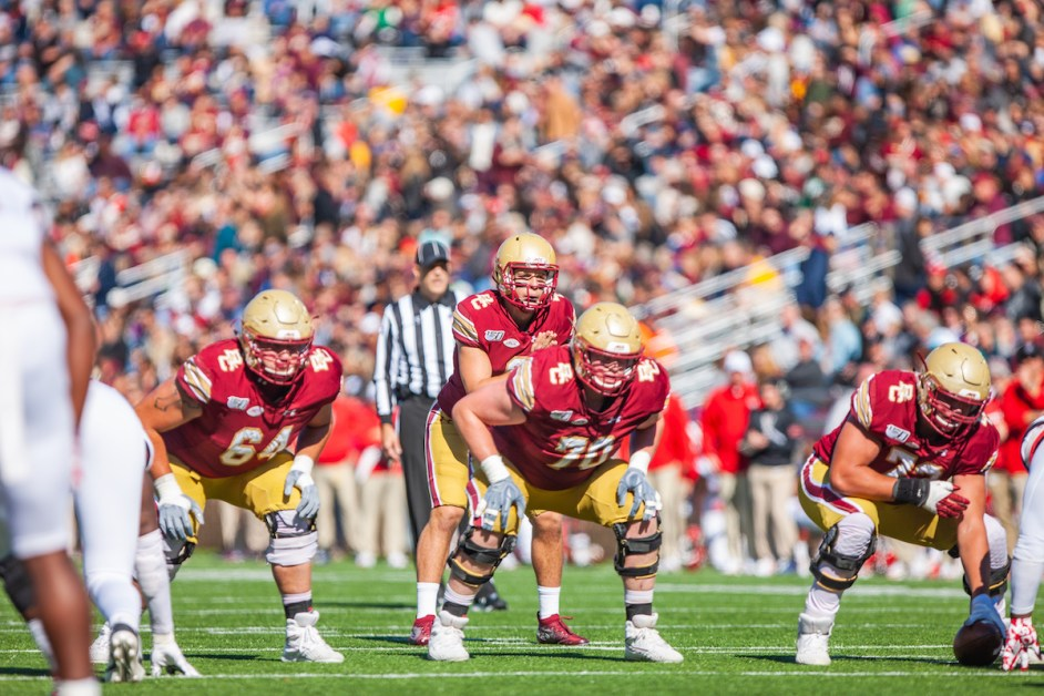 BC Football's Third Scrimmage Highlights Offensive Competition and Explosive Playmakers