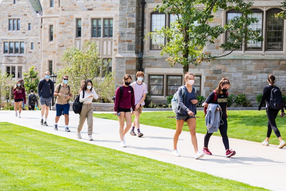 BC Represents One-Fifth of Mass. Higher-Education Cases in New State Data