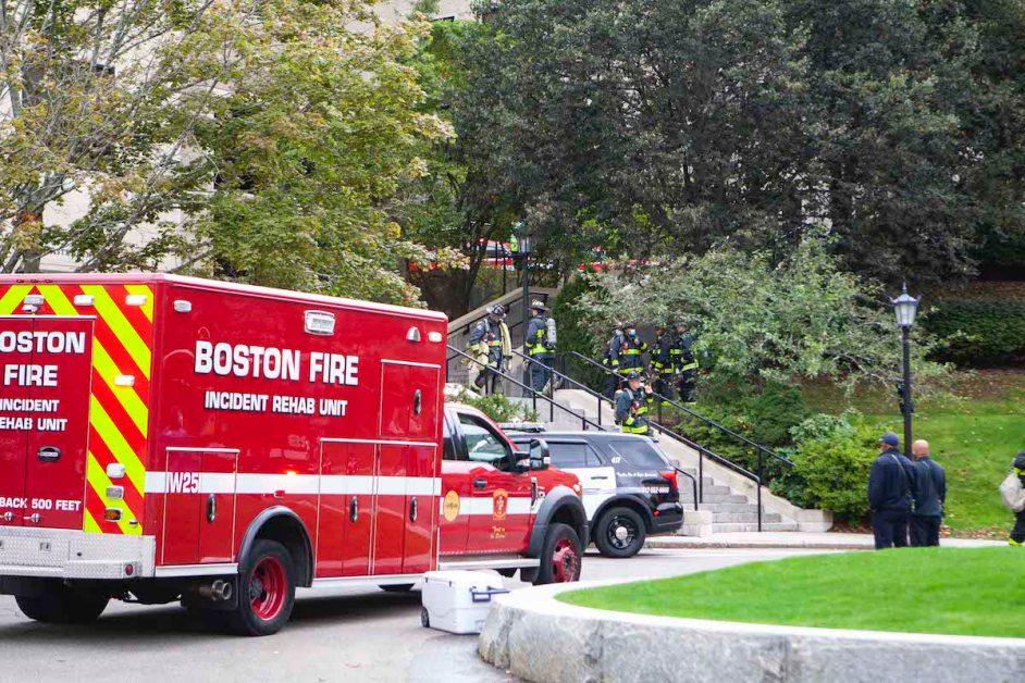 Merkert Hall Evacuated After Chemical Leak