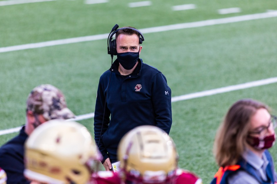 Hafley Talks Familiar Foes and Defensive Changes in Weekly Press Conference
