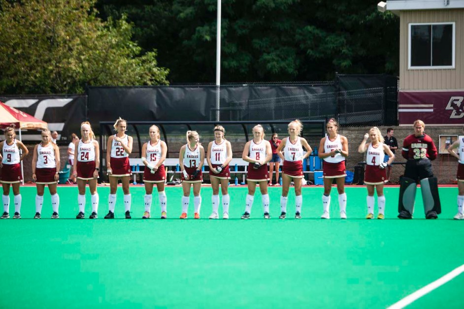 Field Hockey Postpones Next Five Games Due to Positive COVID-19 Test