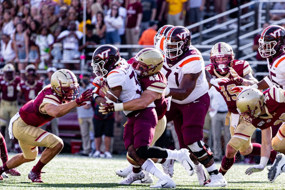 Previewing 2020 Football: at Virginia Tech
