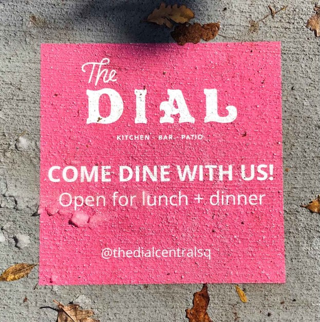 The Dial Serves Brunch and History in Cambridge