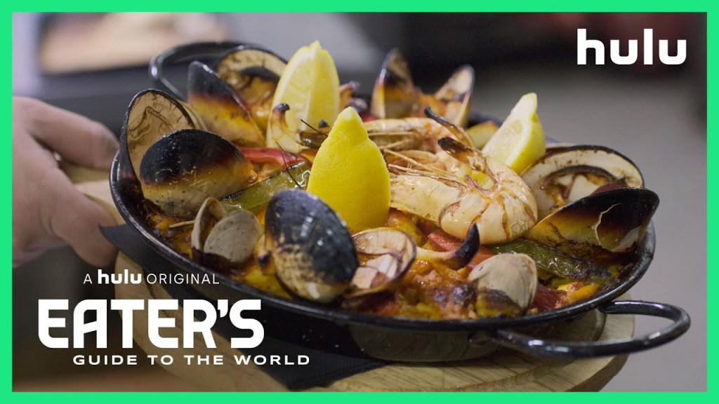 'Eater's Guide to the World' is the Perfect Show for Foodies
