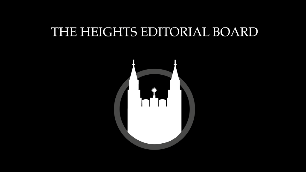 Editorial: Men and Women for Others? Or Men and Women Against One Another?