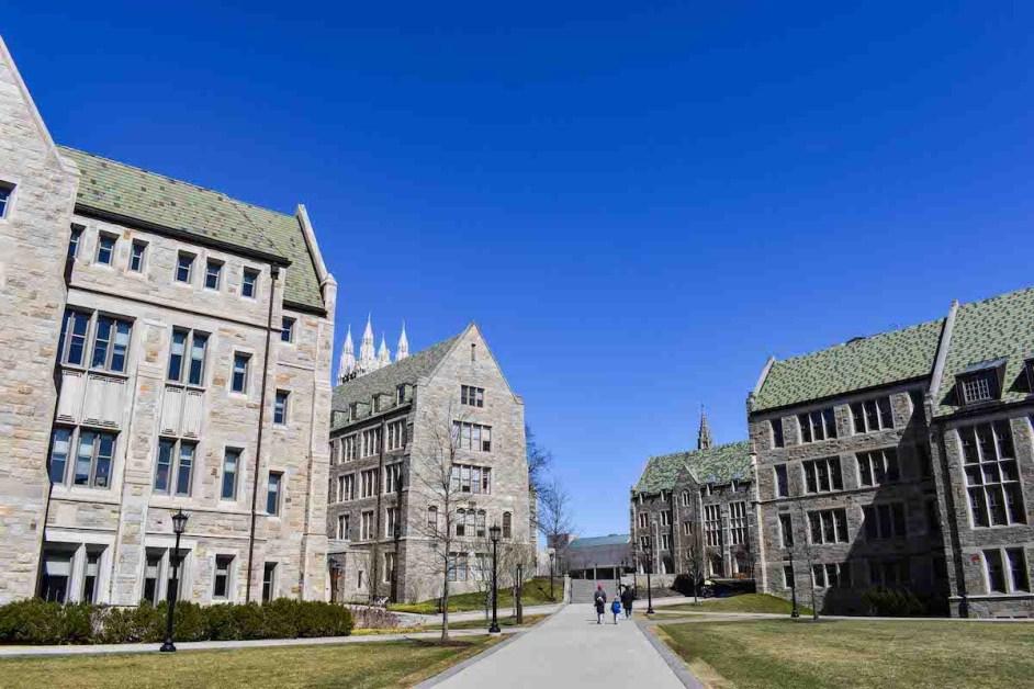 BC Reports 14 New Undergraduate Cases of COVID-19