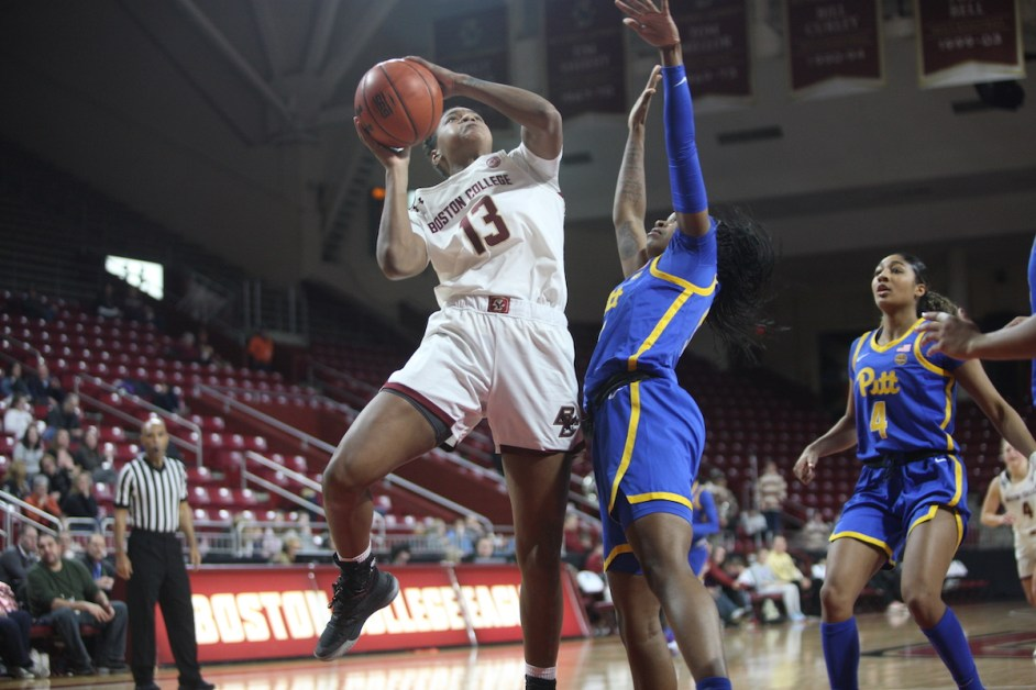 Eagles Fall to Pitt in Return to Play
