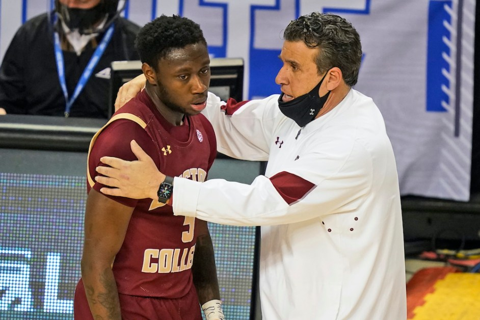 Notebook: Turnovers, 3-Point Woes Cripple Eagles Against Duke