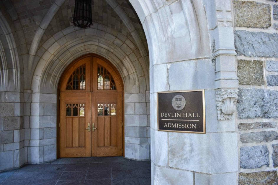 Admitted BC Student Linked to Admissions Scandal
