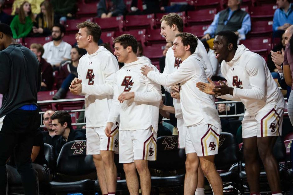 """""""Martians"""" Rocket Into New Role With BC Basketball"""