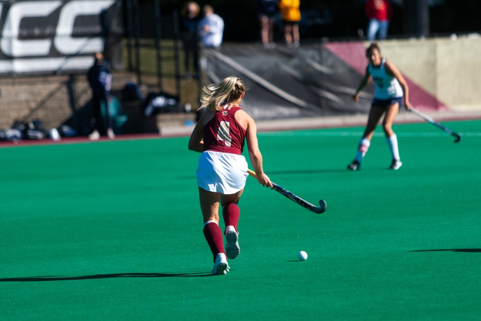 Eagles Explode Offensively, Down Huskies at Home