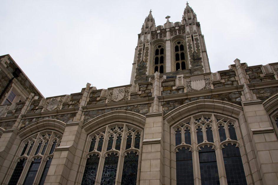 Five BC Grad Schools Rank in 'U.S. News' Top 50