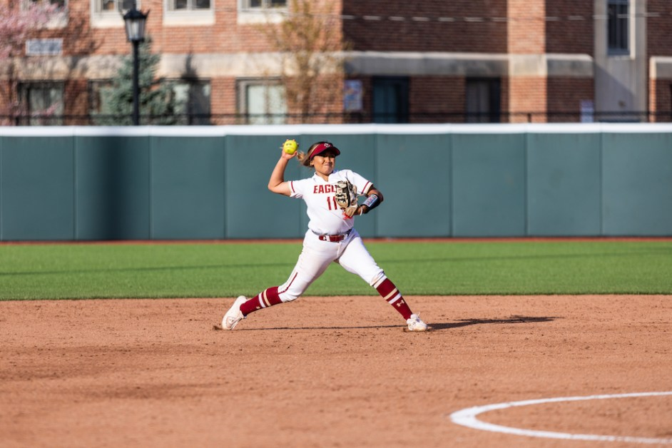 BC Falls to Syracuse in Extra Innings on an Error