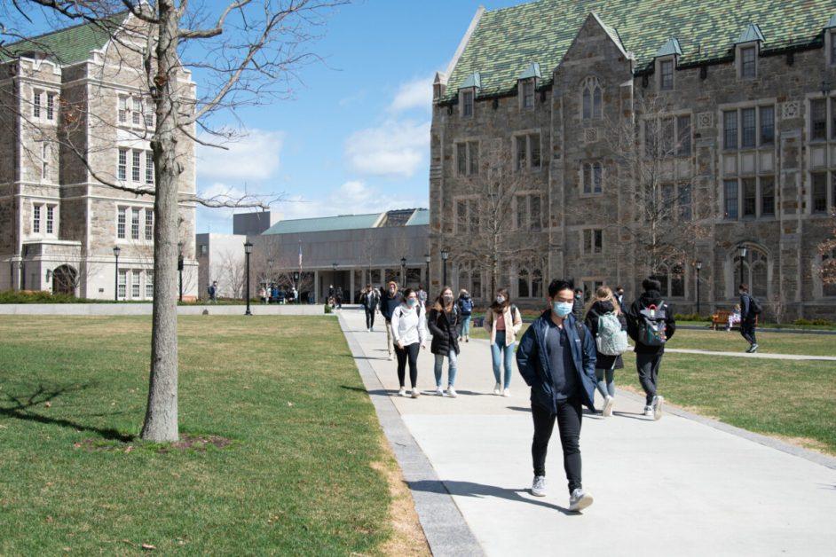 BC Surpasses 1,000 Undergrad Cases of COVID-19
