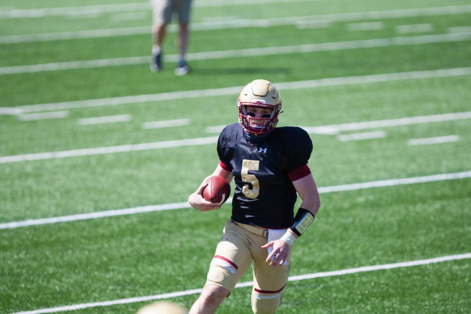 Notebook: Spring Game Shows Same Strengths, Flaws From Last Season