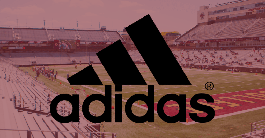 BC Football Announces Three-Year Deal With Adidas