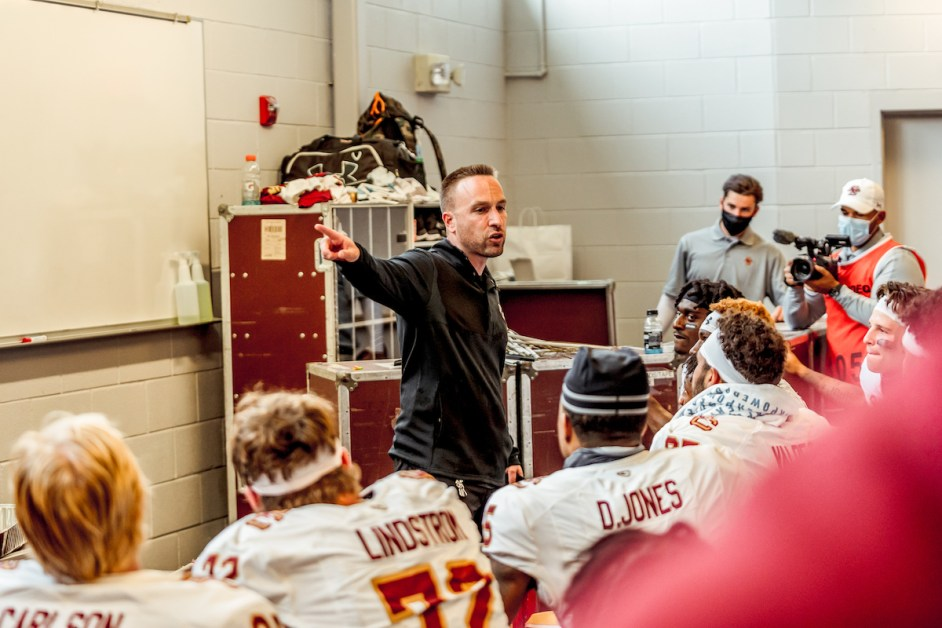 'Heights' 2020-21 Coach of the Year: Jeff Hafley