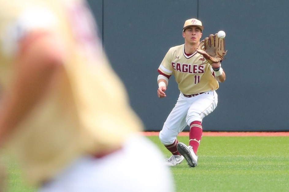 BC Drops Pitcher's Duel to UMass