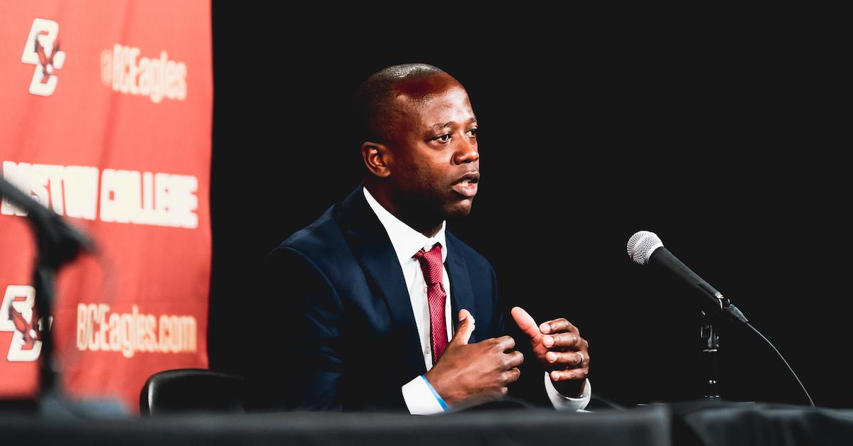 BC Men's Basketball Lands Top Recruit Donald Hand Jr.