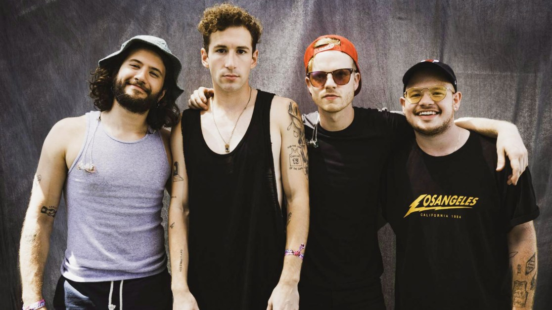The Band CAMINO Proves its Talent on New Album