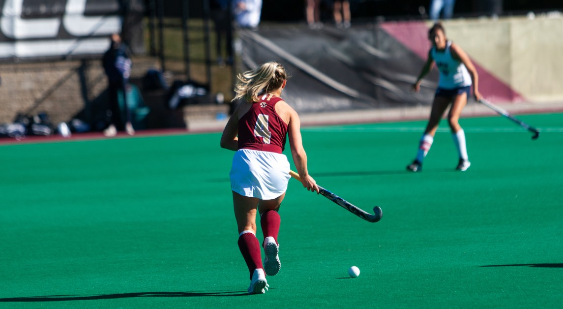 BC Pulls Off Overtime Win Over UNH