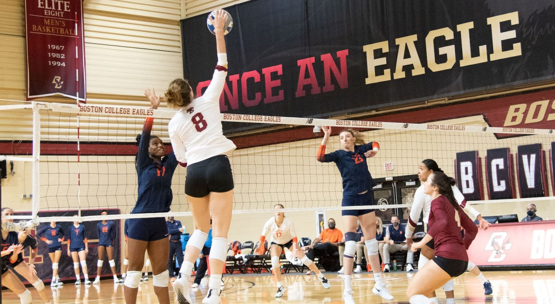 BC Snaps Losing Streak With Win Over Syracuse