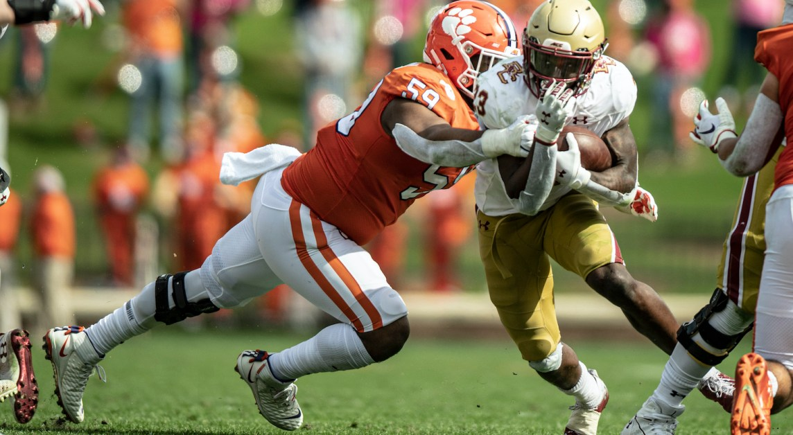 Previewing 2021 Football: at Clemson