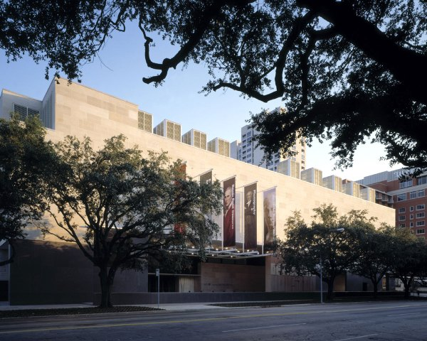 Museum Of Fine Arts Houston Audrey Jones Beck Building
