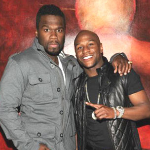 50 Cent Tells Floyd Mayweather To Leave T.I.'s Wife Tiny ...