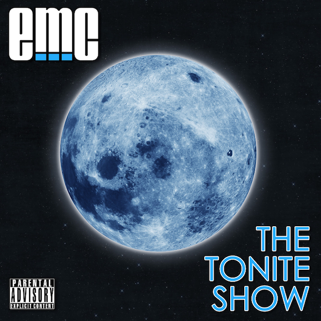 eMC The Tonite Show Release Date Cover Art Tracklist