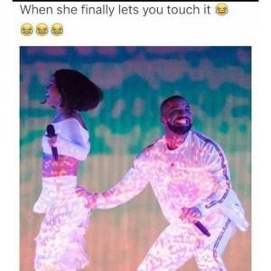 Drake-Rihanna-Meme