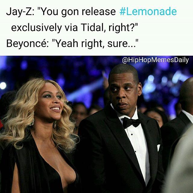 Memes About Beyonces Lemonade Birdman Amp Prince HipHopDX