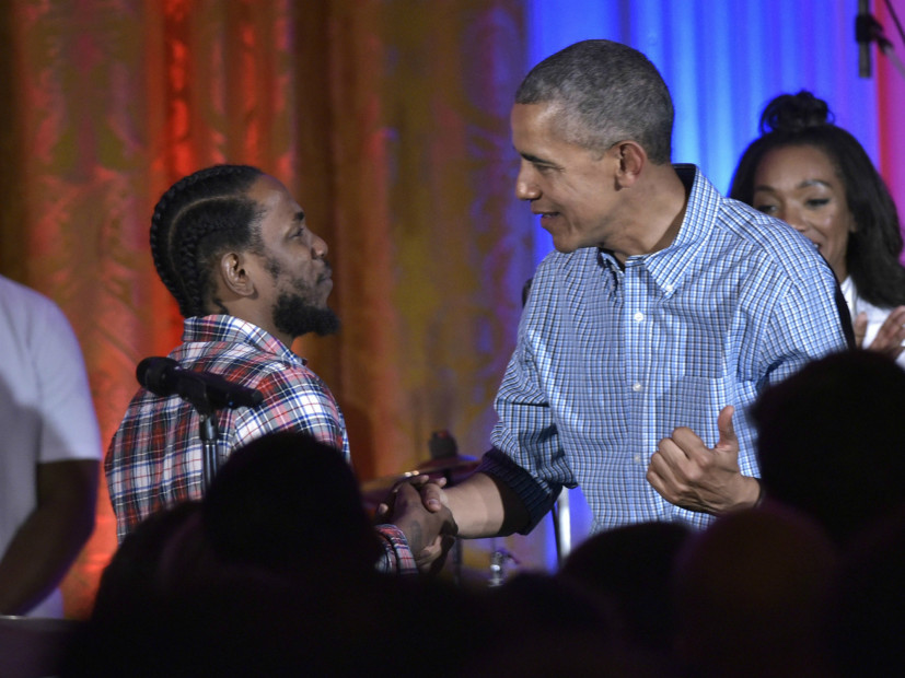 Jay Z Beyonce  Kendrick Lamar To Part With President