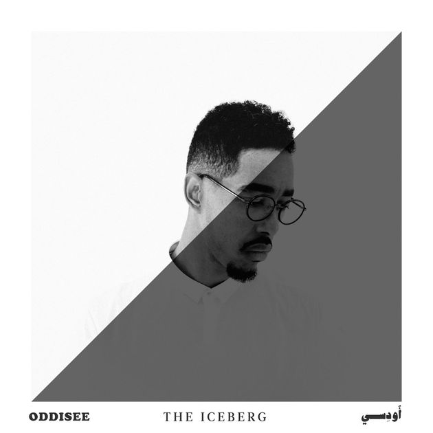 Oddisee The Iceberg album cover art