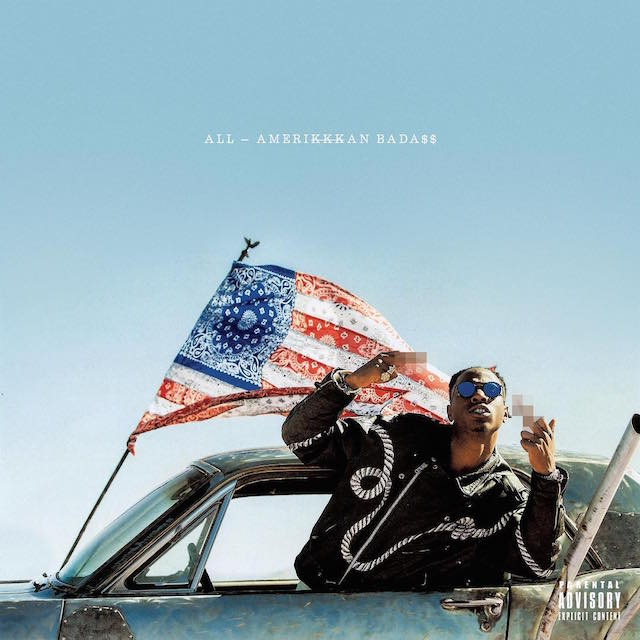 Joey Bada$$ All-Amerikkkan Bada$$ album cover art