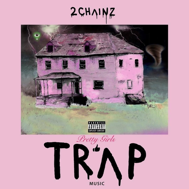 2 Chainz's Pretty Girls Like Trap Music Cover Art