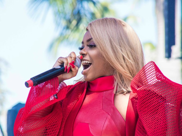 "Dreezy Shares Her Excitement Over Being Part Of Issa Rae's ""Insecure"""