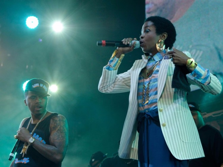 Nas & Lauryn Hill Reunite For North American Fall Tour
