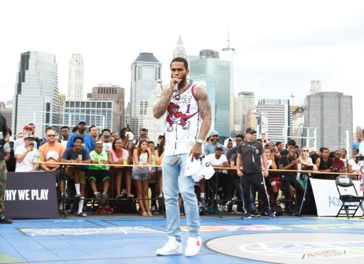 Dave East Isn't Making Music With Kevin Durant But Expect Prodigy & Jeezy Records
