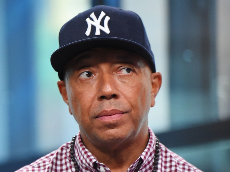 $5M Russell Simmons Rape Lawsuit Dropped