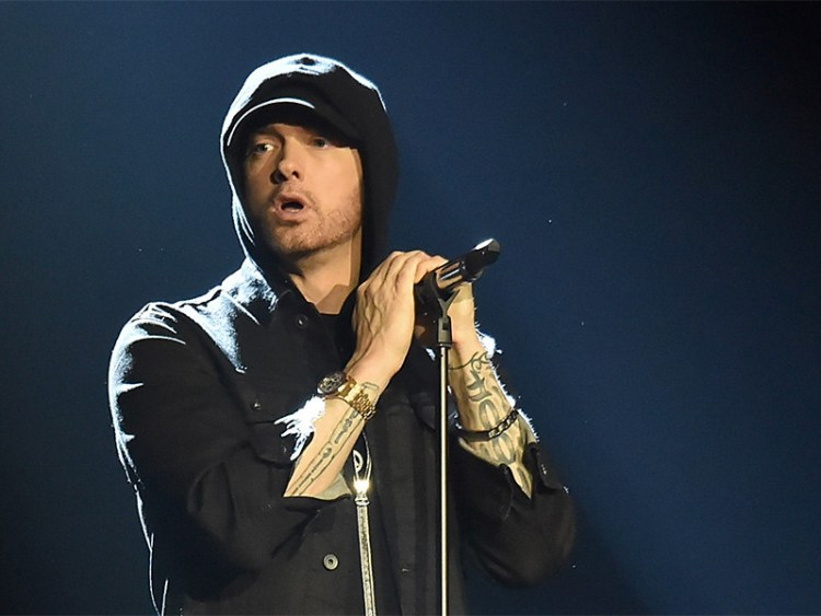 Eminem Takes Control Of His Twitter Account