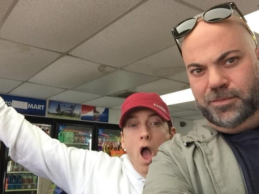Paul Rosenberg Says Eminem Once Tried To Sound Like Nas  HipHopDX