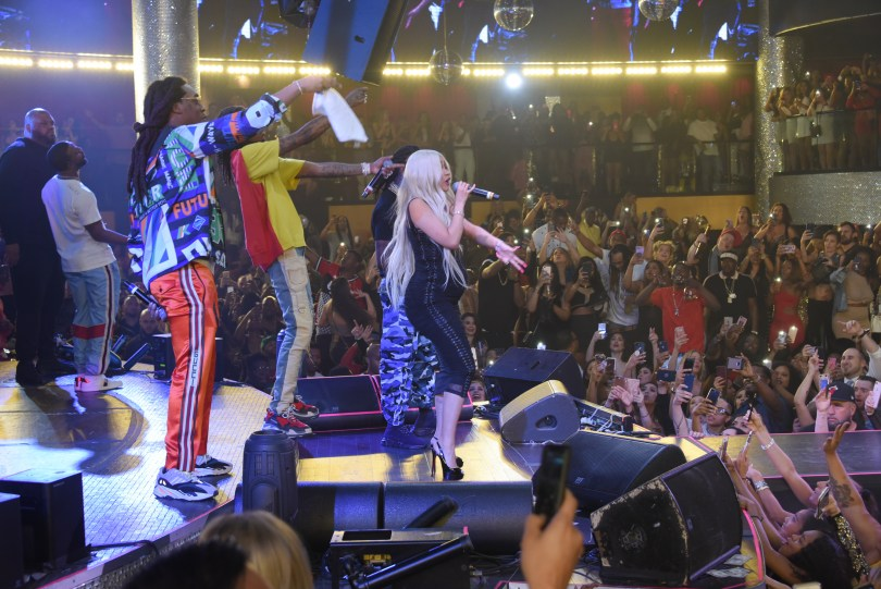 Cardi B and Migos Perform at Drai's Las Vegas_4.27.18_Credit_TonyTranPhotography 5