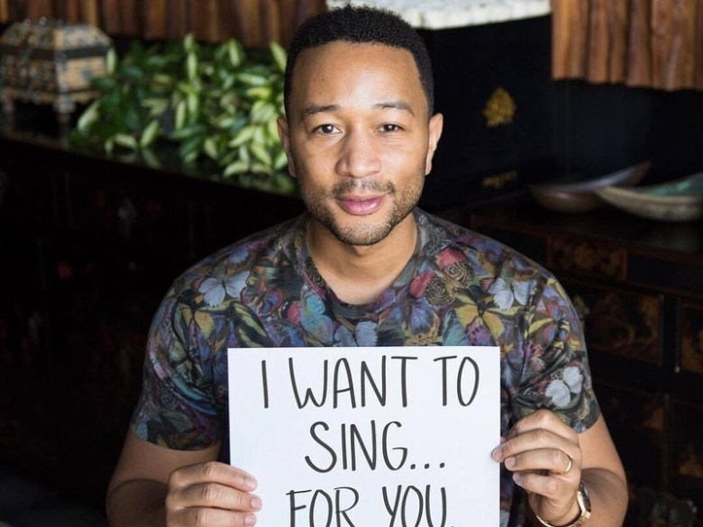 John Legend Can Be Your Google Assistant