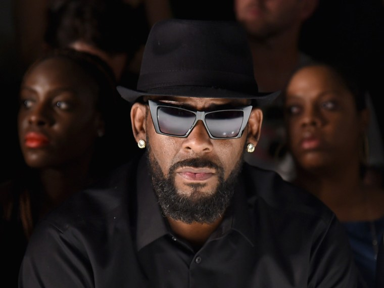 Lifetime Developing R. Kelly Cinema Revolving Around Sexual Abuse Claims