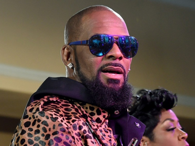 R. Kelly Reportedly Sued For Sexual Assault & Infecting Victim With Herpes