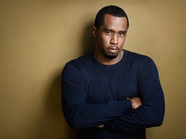 """Diddy Joins VH1's """"Dear Mama: A Love Letter to Moms"""" Special"""