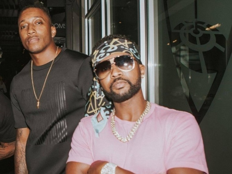 2f811bc4d2e8 Lecrae Teams With Zaytoven For